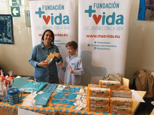 Éxito del teatro benéfico a beneficio de Fundación +Vida