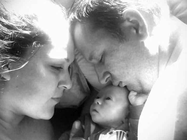 Se arrepintieron en el último momento de abortar a su hijo Xabier con síndrome de Down