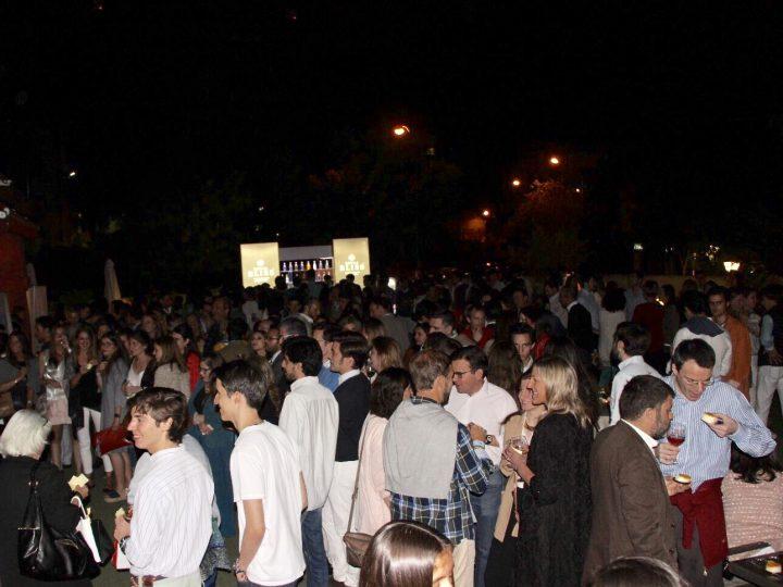 Casi 500 personas acudieron a la tercera fiesta benéfica de la Fundación +Vida